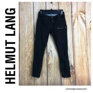 ☮️Helmut Lang Mid Rise Skinny Jean size 25